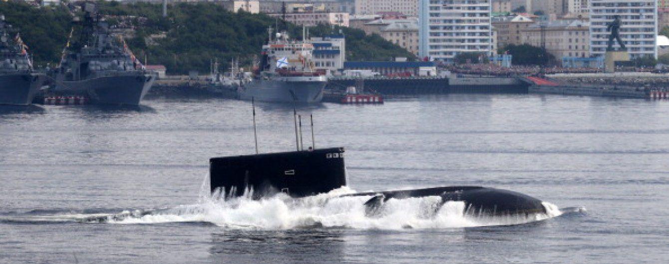 В Латвии обеспокоены российской субмарины, которая шныряет возле границ