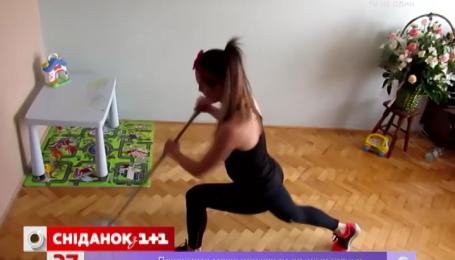 Как домашние дела превратить в тренировки