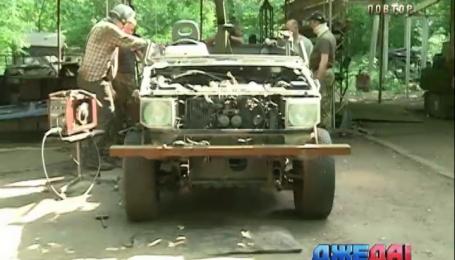 Украинские волонтеры создали новую боевую машину