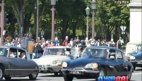 Citroën DS празднует 60-летие