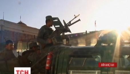 Четверо нападників на дипломатичний квартал у столиці Афганістану вбиті військовими