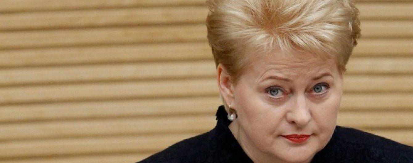 Литва вимагає розслідування через аварію на білоруській АЕС