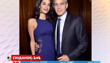 Джордж Клуни призывает мужчин не бояться старости