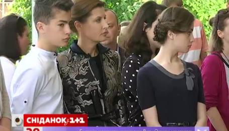 Марина Порошенко рассказала, что ест семья Президента утром