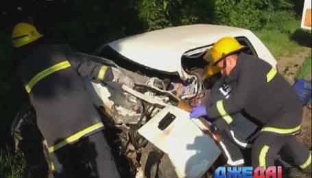В аварии в Одесской области погиб человек