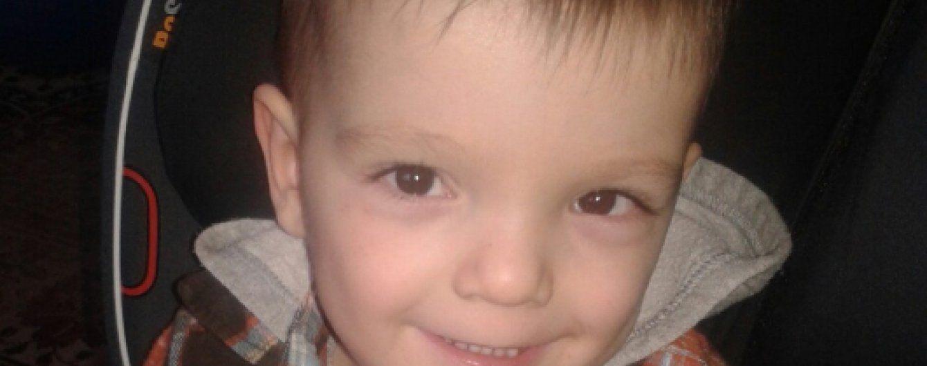 Допомоги небайдужих потребує 4-річний Артем