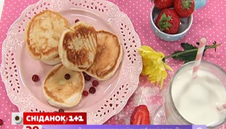 Рецепт печенья от Руслана Сеничкина