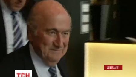 В Цюрихе сегодня состоятся выборы президента ФИФА