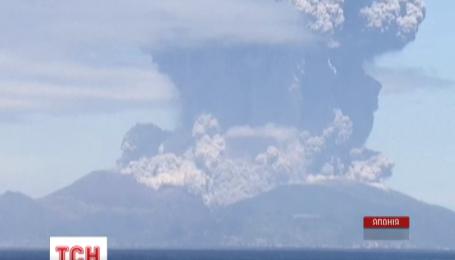В Японії розпочав виверження вулкан Кутіноерабу