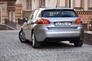 Тест-драйв Peugeot 308: Заслуженный победитель