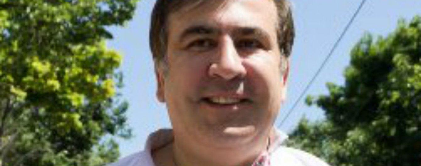 Саакашвили в три часа ночи пел Гимн Украины