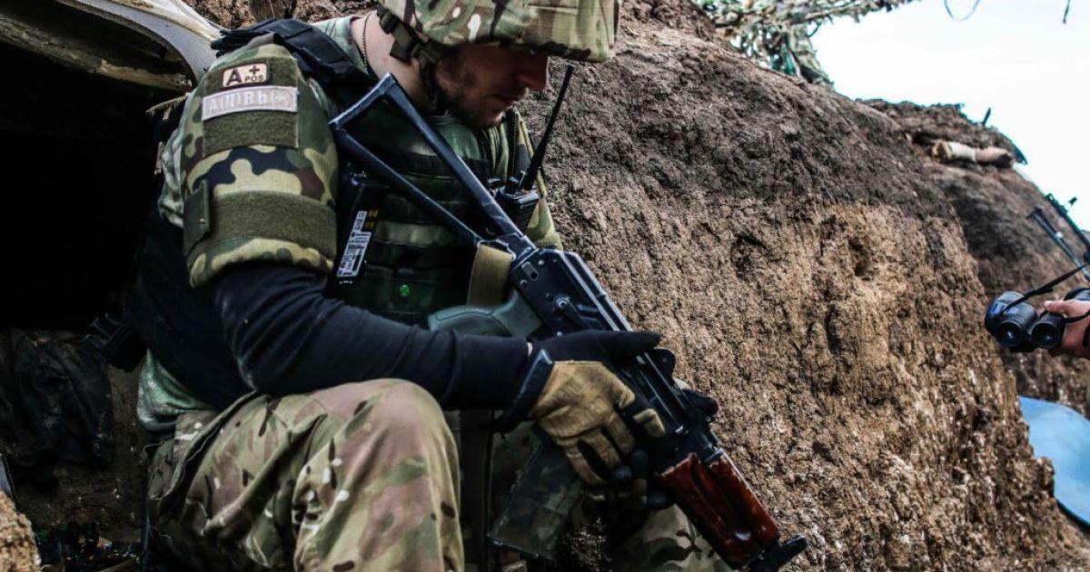 У Порошенко отчитались о потерях среди бойцов АТО за минувшие сутки