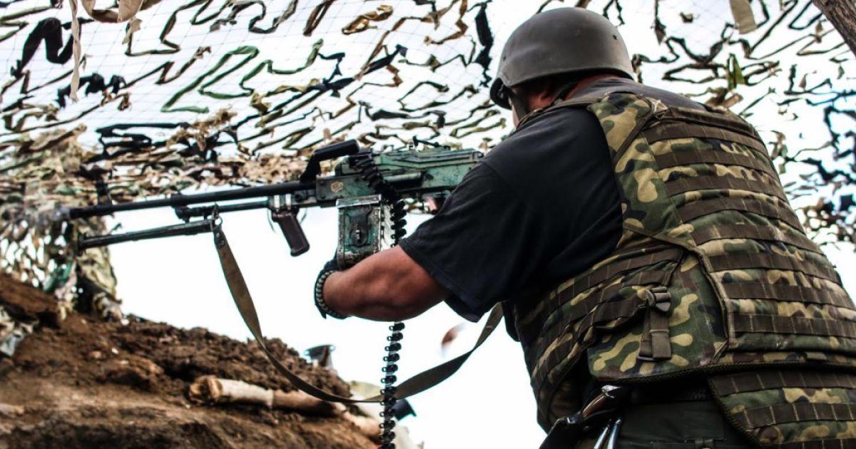 В АП озвучили потери среди бойцов АТО от провокаций боевиков на Донбассе за прошедшие сутки