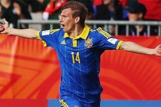 """Футболіст """"Дніпра"""" потрапив до списку потенційних зірок Євро-2015"""