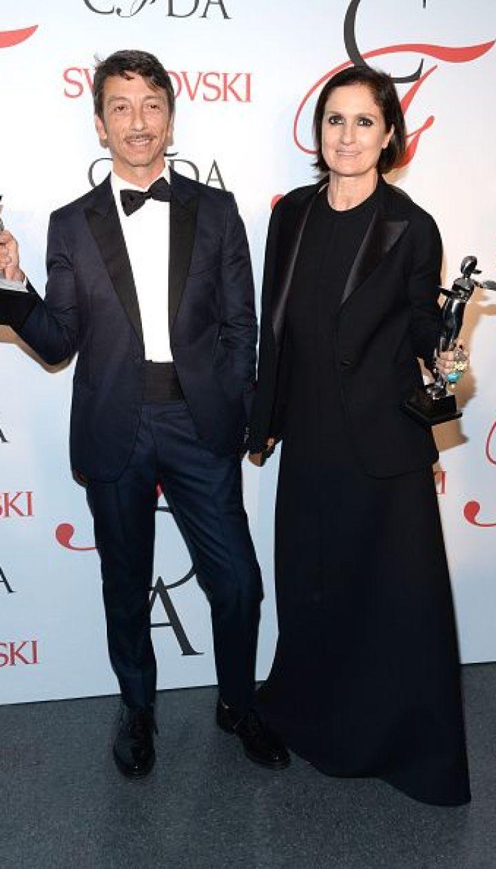 Мария Грация Кьюри и Пьерпаоло Пиччоли @ Getty Images