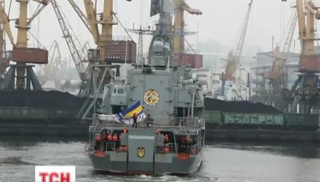 Сегодня в Черном море последний день совместных украинско-американских военных учений