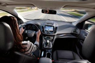 Ford внедряет новую мультимедийную систему