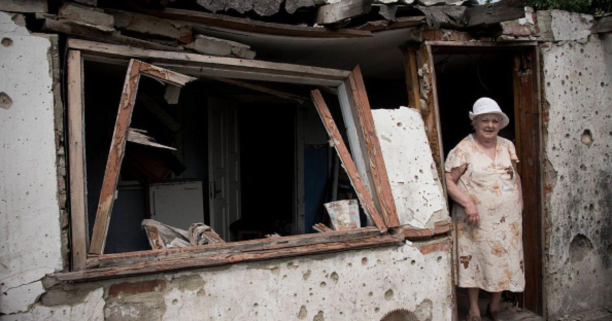 Из-за ночных обстрелов боевиков в Дзержинске и Авдеевке пострадали пятеро человек