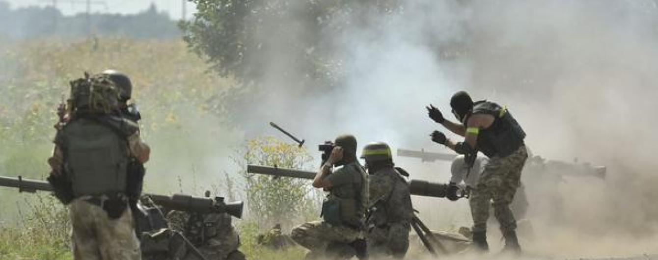 Запеклі бої на околицях Донецька. Хронологія подій дня