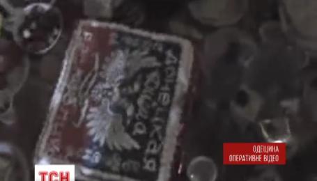 СБУ обнародовала больше информации о ночном инциденте на Одесщине