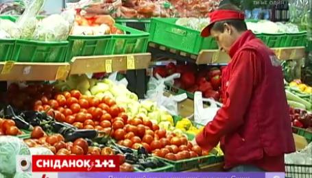 Овощи в Украине стремительно подешевели