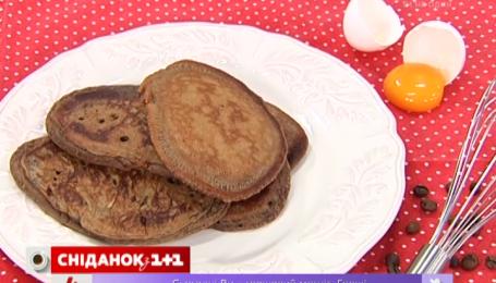 Руслан Сеничкин научит готовить кофейные панкейки
