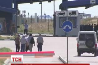 Россия отделилась от Донбасса стокилометровым рвом
