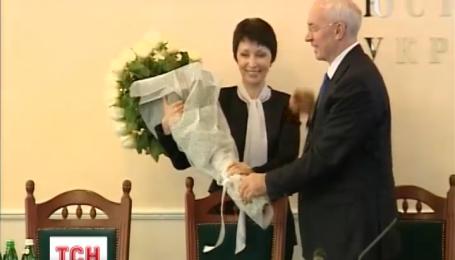 Екс-міністру юстиції Олені Лукаш генпрокуратура повідомила про підозру
