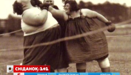 Як боксували жінки сто років тому