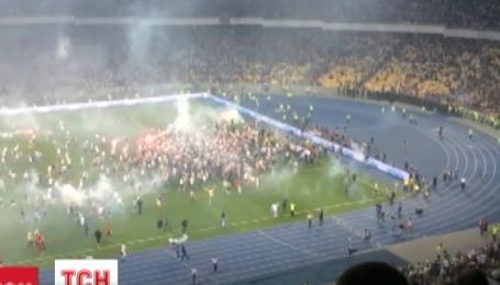 Київське «Динамо» стало володарем Кубка України