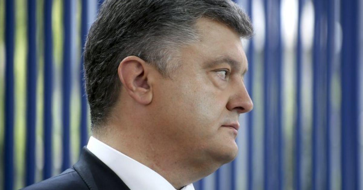 Порошенко хочет, чтобы Россию лишили права вето в Совбезе ООН