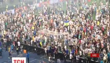 Убытки на стадионе «Олимпийский» после финала Кубка Украины оценили в сотни тысяч гривен