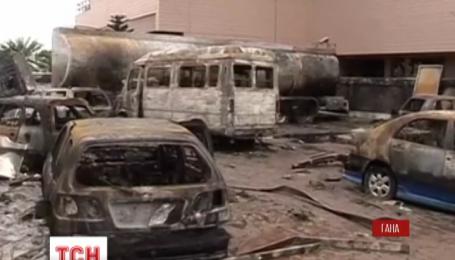 Число жертв взрыва на автозаправочной станции в столице Ганы превысило 200 человек