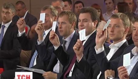 """Партія """"Відродження"""" об'єдналася з однойменною групою в парламенті для створення опозиції"""