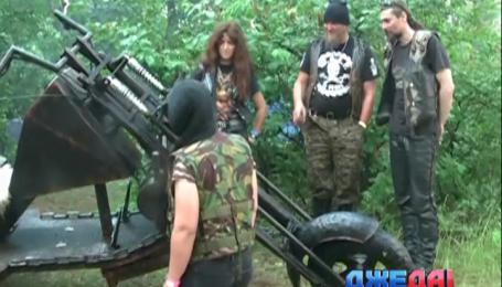 В Украину приехали лучшие байкеры мира