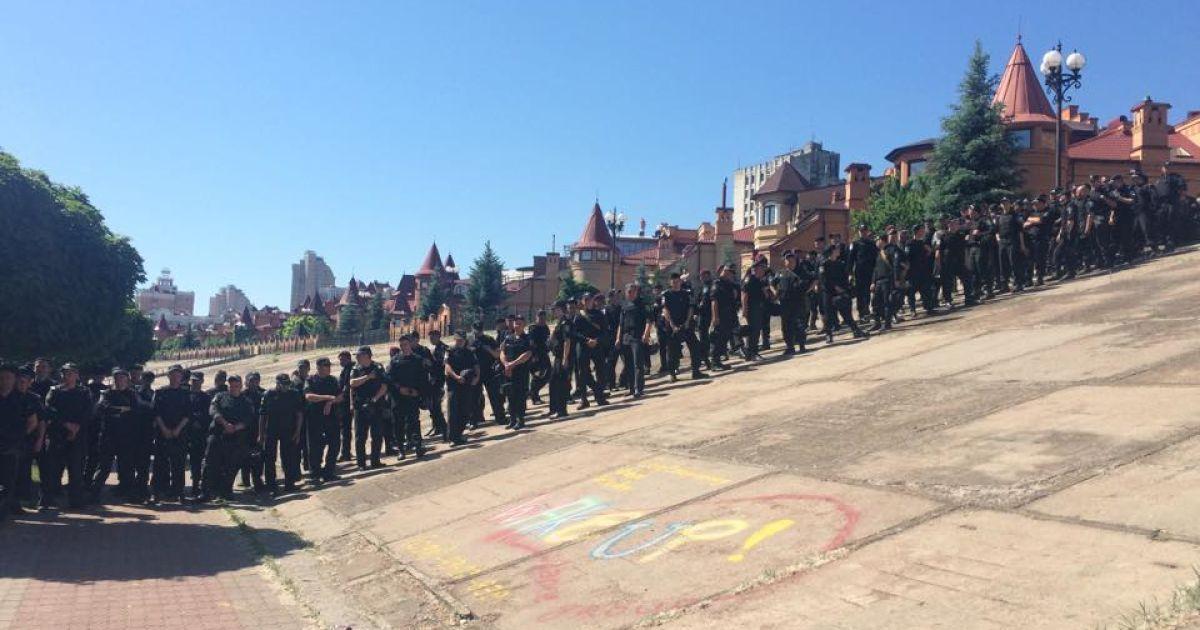 """У Києві відбувається """"Марш рівності"""" @ ТСН.ua"""