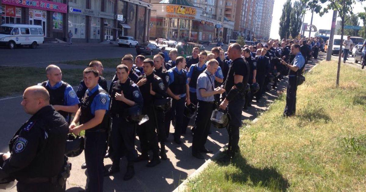 """У Києві відбувається """"Марш рівності"""" @ Віталій Селик / Facebook"""