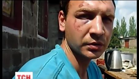 З полону бойовиків звільнили Романа Мащенко