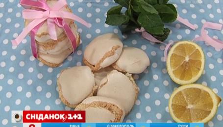 Рецепт безе от Руслана Сеничкина