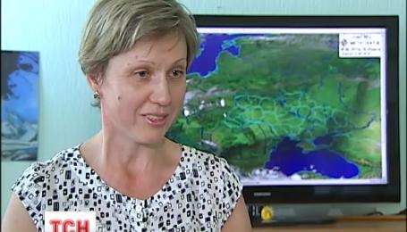 В Украине пройдут кратковременные дожди