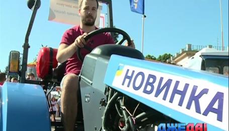 Украинский изобретатель представил танк на газу