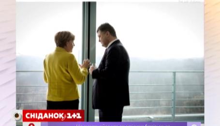 Канцлер Німеччини Ангела Меркель завела сторінку в соціальній мережі Instagram