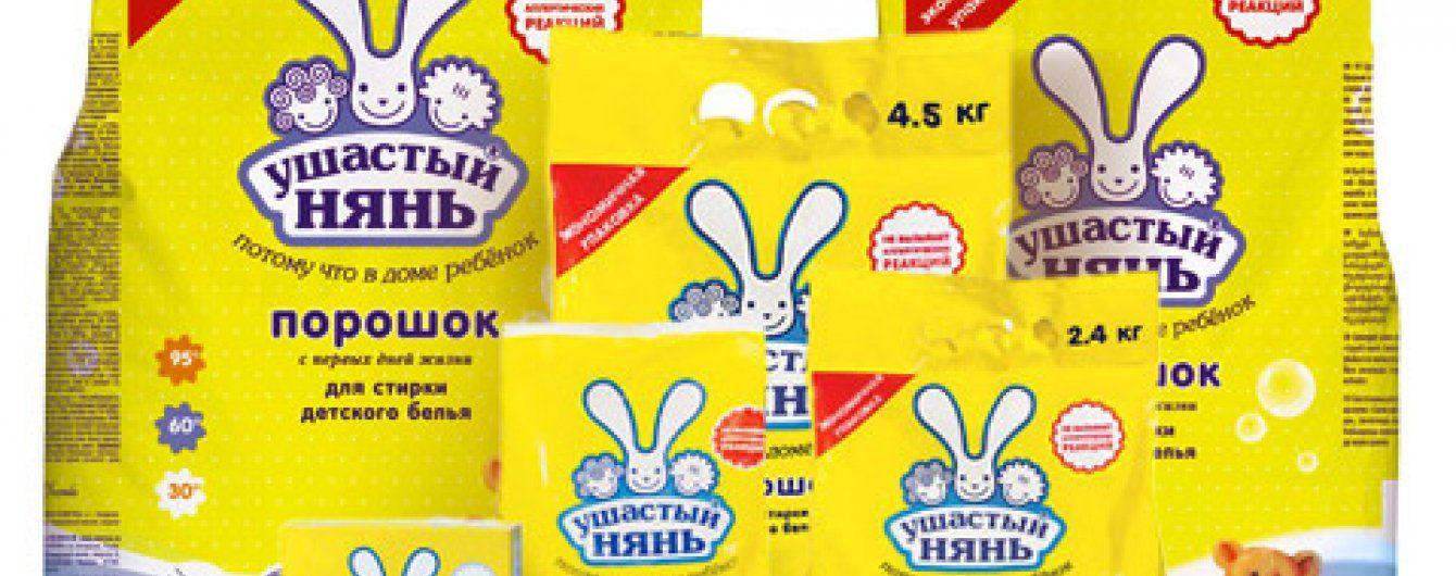 В России из продажи в супермаркетах сняли детские моющие средства украинского производства