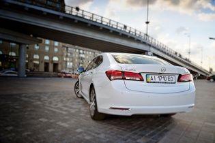 Тест-драйв Acura TLX: Европейский американец
