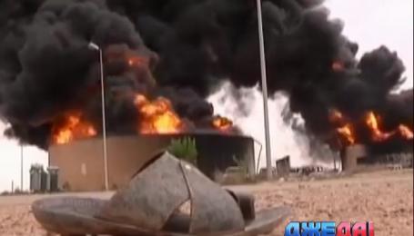 Пожары на мировых нефтехранилищах становились причиной подорожания топлива