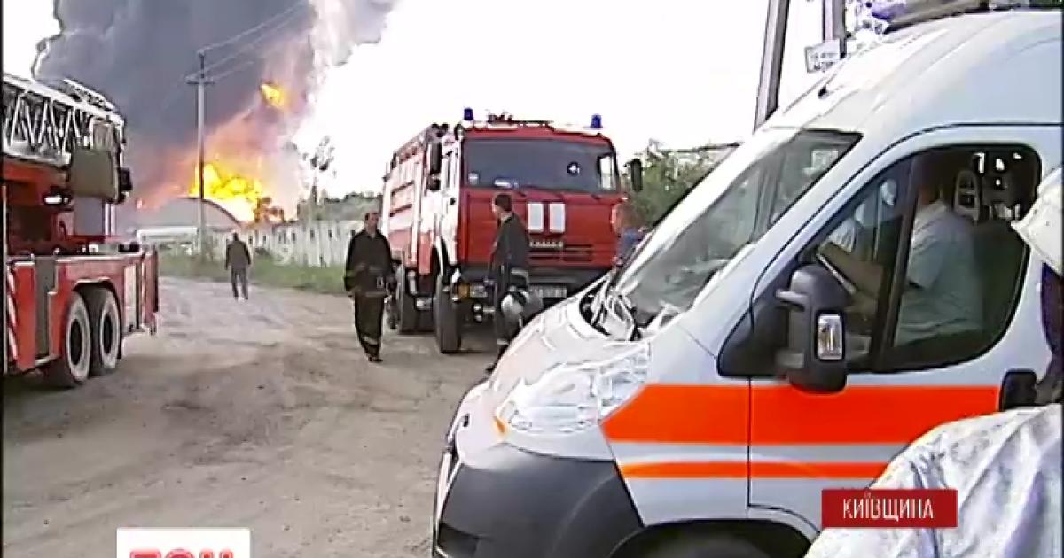 Лікарі кличуть донорів здавати кров для жертв пожежі у Василькові