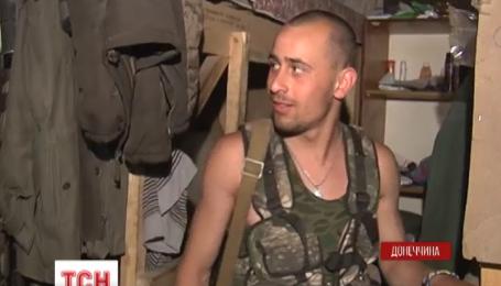 По позиціям навколо Донецька стріляють з танків, мінометів, стрілецької зброї