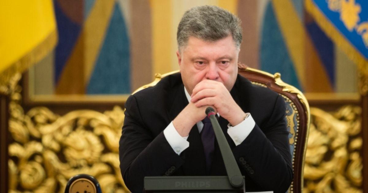 В уряді готові поміняти деяких міністрів - Порошенко