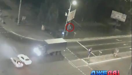 Самые громкие аварии на дорогах Украины