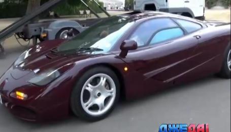 Мистер Бин продал свой суперкар за рекордную для Великобритании сумму